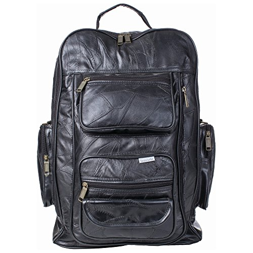(Embassy Genuine Leather Backpack / Cart )
