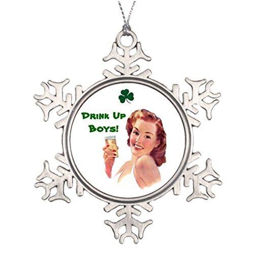OneMtoss Christmas Snowflake Ornament Tree Decorating Ideas Patricks Friendship Christmas Snowflake Ornaments -