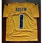Amazon.com  Signed Tavon Austin Jersey - Stlouis coa - JSA Certified ... bf56dcdda