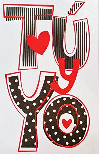 Tu Y Yo / You and Me - Feliz Dia de San Valentin / Happy Valentine's Day Greeting Card in Spanish - Romantic Flirty (Husband Wife Boyfriend Girlfriend Esposo Esposa Novio Novia)