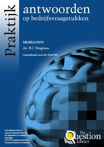 Mediation (The Question Library) (Dutch Edition)