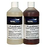 TotalBoat FlexEpox Flexible Epoxy Adhesive (32 Ounce)