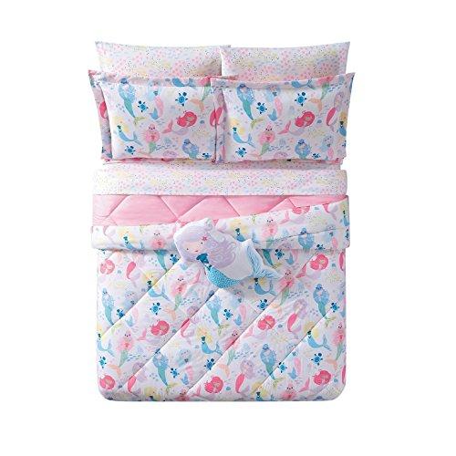 My World Comforter Set, Twin/Twin XL, Mermaids