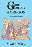 img - for Roadside Geology of Oregon book / textbook / text book
