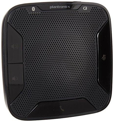 Plantronics 86701-01 Calisto 620-M Bluetooth speakerphone - Retail Packaging - Black (Plantronics Calisto Headset)