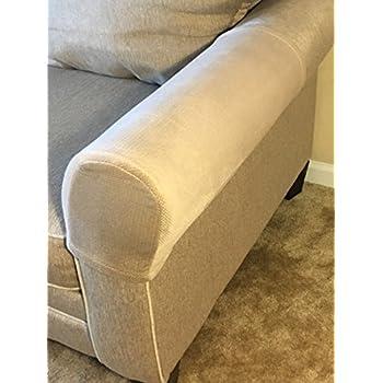 Amazon Com Pixel Stretch Fabric Furniture Armrest Cover