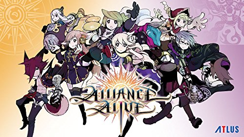 The Alliance Alive - 3DS [Digital Code] by Sega