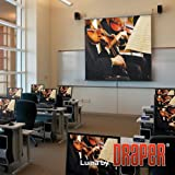Draper 207010 Luma 4:3 Manual Wall Projection Screen (Discontinued by Manufacturer)