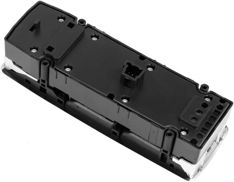 Interruttore alzacristalli elettrico Interruttore di comando finestra Power Master adatto per W204 A2049055302 Interruttore Alzacristalli Elettrico Master