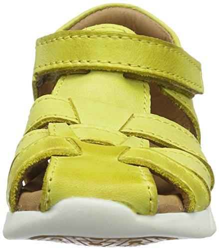Bisgaard Sandalen - Sandalias Unisex Niños Gelb (8001 Yellow)