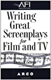 American Film Institute's Guide to Writing Great Screenplays for Film and TV, Dona Cooper, 0028615557