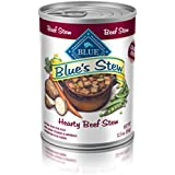 Blue Buffalo Blue'S Stew Natural Adult Wet Dog Food, Beef Stew 12.5-Oz Can (Pack Of 12)