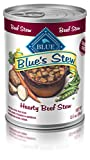 Blue Buffalo Blue's Stew Natural Adult Wet Dog Food, Beef Stew 12.5-oz can (Pack of 12) Review