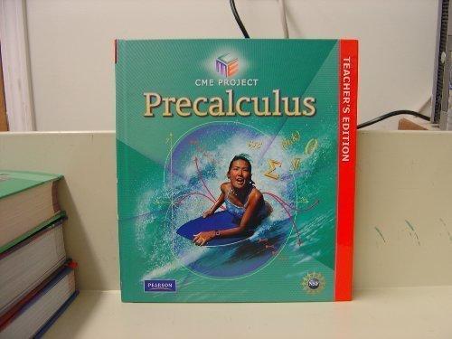 CME Project Precalculus
