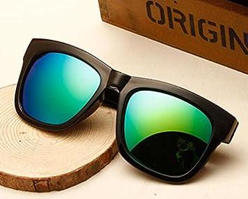 MDKCDUBP Gafas De Sol Unisex Gafas De Sol Clásicas Vintage ...