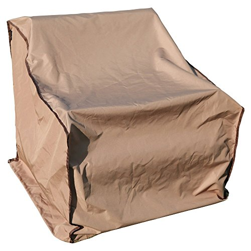 36' Lounge Seat (TrueShade Plus Outdoor 1 Seat Sofa Cover Water-Resistant (Small 34