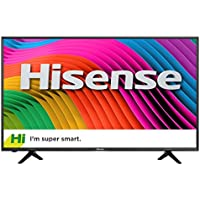 Hisense 55H7D 55-inch class (54.6 diag.) 4k / UHD Smart TV - HDR comp, Upscaling, Smart, Wireless Audio