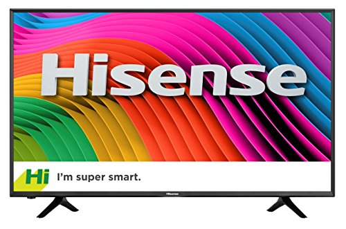 "Hisense 55H7D 55-inch class (54.6"" diag.) 4k / UHD Smart TV - HDR comp, Upscaling, Smart, Wireless Audio"