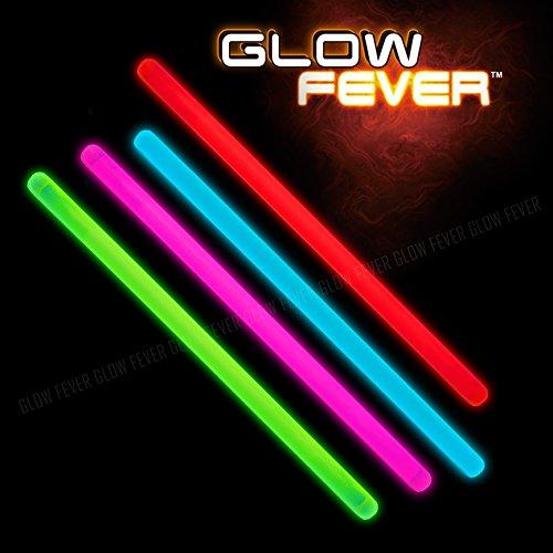 Glow Sticks Bulk Jumbo (10