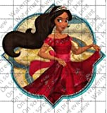 MAKCreationsCakeSupply Elena of Avalor Licensed