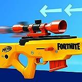Nerf Fortnite BASR-L Bolt Action, Clip Fed