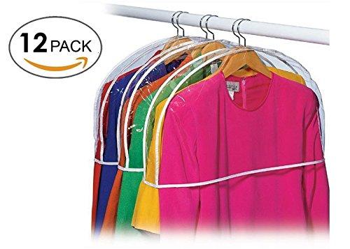 vinyl clear garment bag - 4