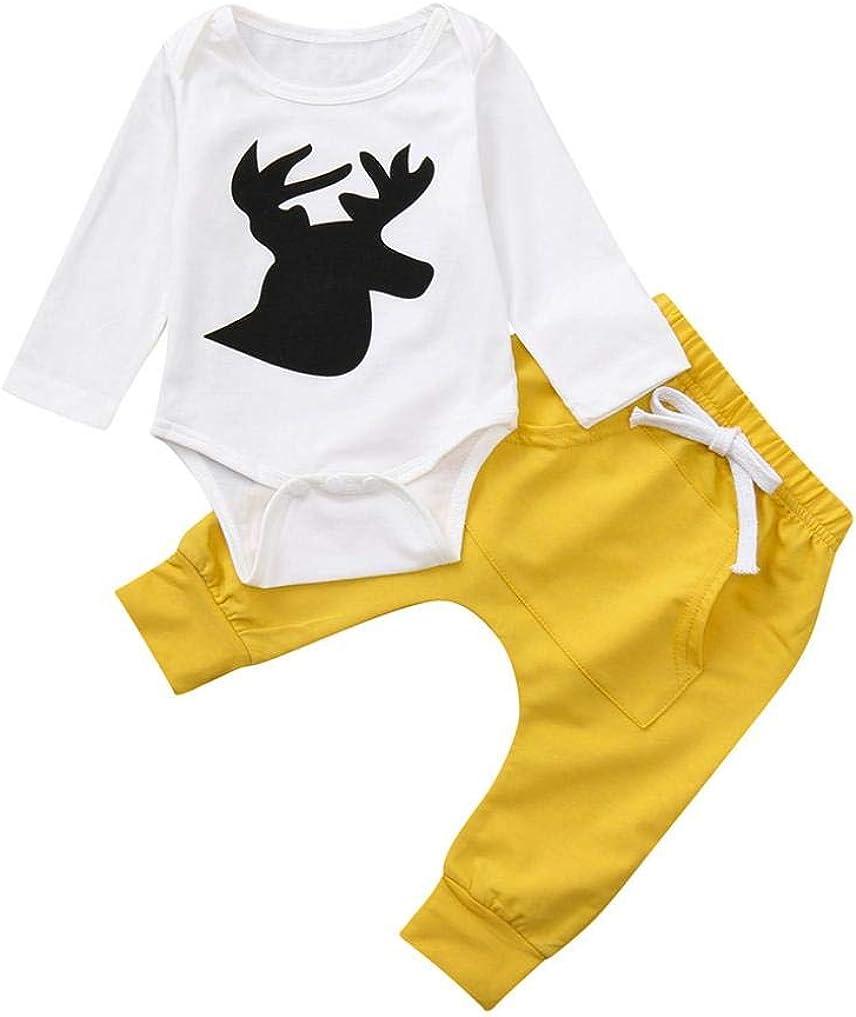 SIN vimklo Casual Outfits,Boys Cartoon Cactus Letter Tops T-Shirt Short Pants