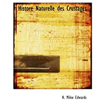 Histore Naturelle des Crustages