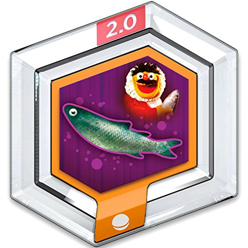Disney Infinity 2.0 Disney Originals Power Disc - Muppets Lew Zealands Boomerang Fish