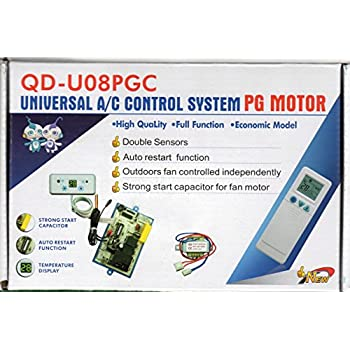 Amazon Com Universal A C Control System For Ductless Mini