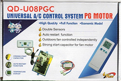 Universal Control Ductless Mini Split Conditioners product image
