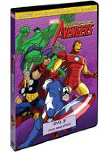 The Avengers: Nejmocnejsi hrdinove sveta 3 (The Avengers: Earth`s Mightiest Heroes 3)