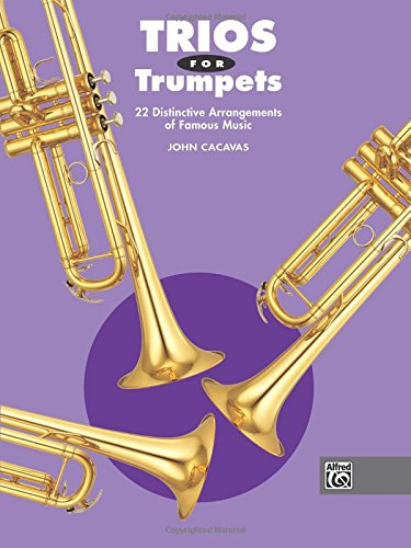 Trios for Trumpets (John Cacavas Trio Series)