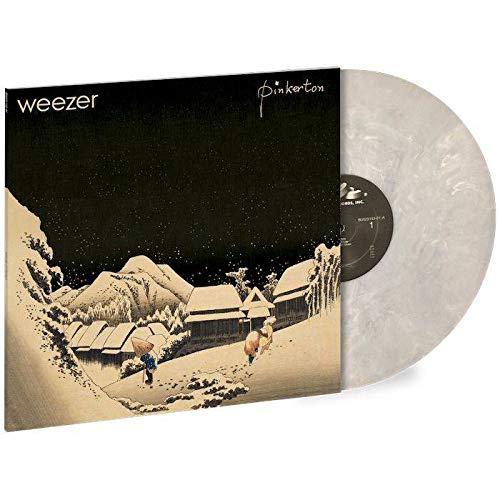 Pinkerton [LP] [White