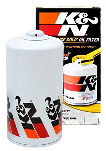 HP-4005 K&N Performance Oil Filter; AUTOMOTIVE (Automotive Oil Filters):