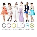 6COLORS~SEASIDE LIVE FES 2013