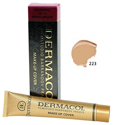 Dermacol Make-up Cover - Water-Proof Hypoallergenic for all Skin Types, nr 223