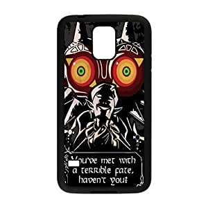 Happy You've Met With A Terrble Fate Fashion Comstom Plastic case cover For Samsung Galaxy S5