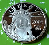 USA $50 Liberty 1/2 Ounce Replica Silver Plated Challenge Art Coin - Not Mint Issued