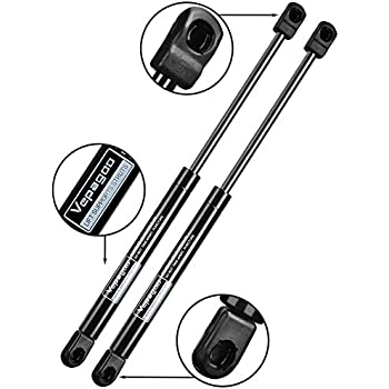 Amazon Com Vepagoo 6303 2pcs Front Hood Lift Supports Gas Charged