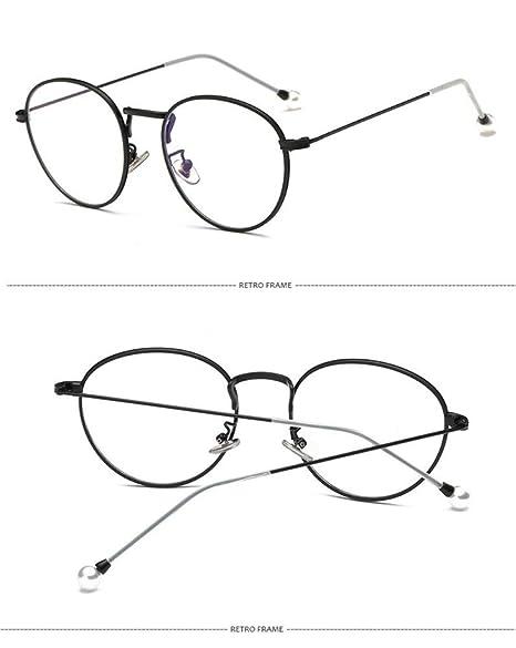 Amazon.com: Gafas marcos de gafas de moda gafas marcos de ...