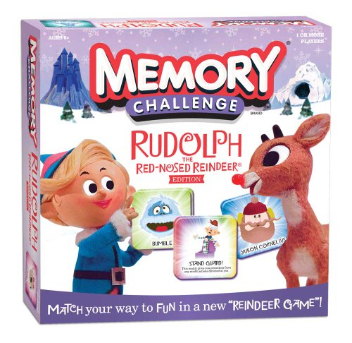 MEMORY Rudolph The Red Nosed Reindeer