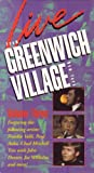 Live from GREENWICH VILLAGE New York - Volume 3