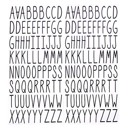 Font Stickers - 6