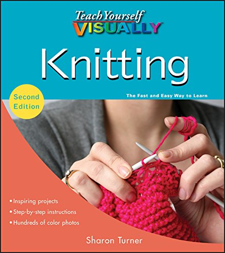(Teach Yourself VISUALLY Knitting)
