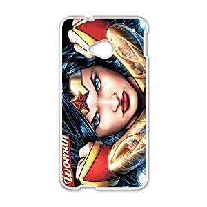 Wonder Woman 017 Phone Case for HTC One M7