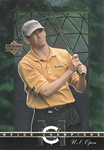 (2003 Upper Deck Golf Major Champions #18 Lee Janzen 93 US Open)