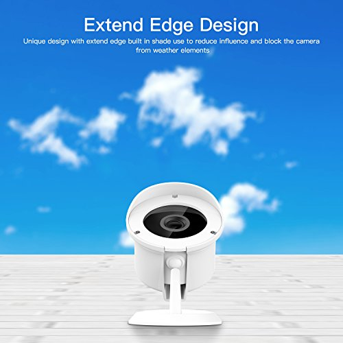 Amazon Cloud Cam Cover, Weather-Proof Protective Indoor Outdoor Cover for Amazon Cloud Cam