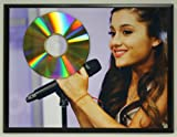 Ariana Grande Limited Edition 24Kt Gold Award Quality Display