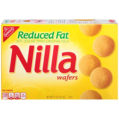 Nilla Wafer Reduced Fat Cookies, 11 Ounce ()